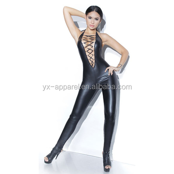 Pity, that pvc catsuit bondage