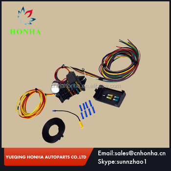 Swell 8 Circuit Automotive Wiring Kits Classic Universal Racing Wire Wiring Cloud Hisonuggs Outletorg
