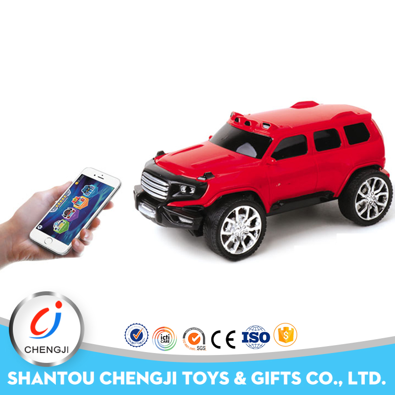 China supplier Factory price toy mini powerful android bluetooth control rc car