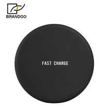 Wireless Charger,Qi Wireless Fast Charging Pad Station Mat 10W