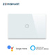 Zemismart US AU Work with Alexa Directly Smart Home Remote Siri Control Light Panel Control via APP Wifi Wall Switch