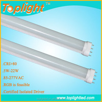 CE ROhs approval 18w 2G11 led PL lamp