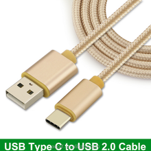 Factory 2 in 1 Type-c 100 ft usb cable, usb cable 2 in 1, micro usb cable bulk