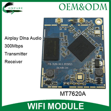 OPENWRT cheap price of MTK 7620A mini chip pcie dual band wifi module