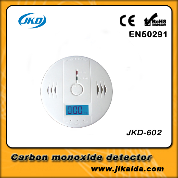 jkd602 smart home co gas detector women safety devices carbon monoxide alarm