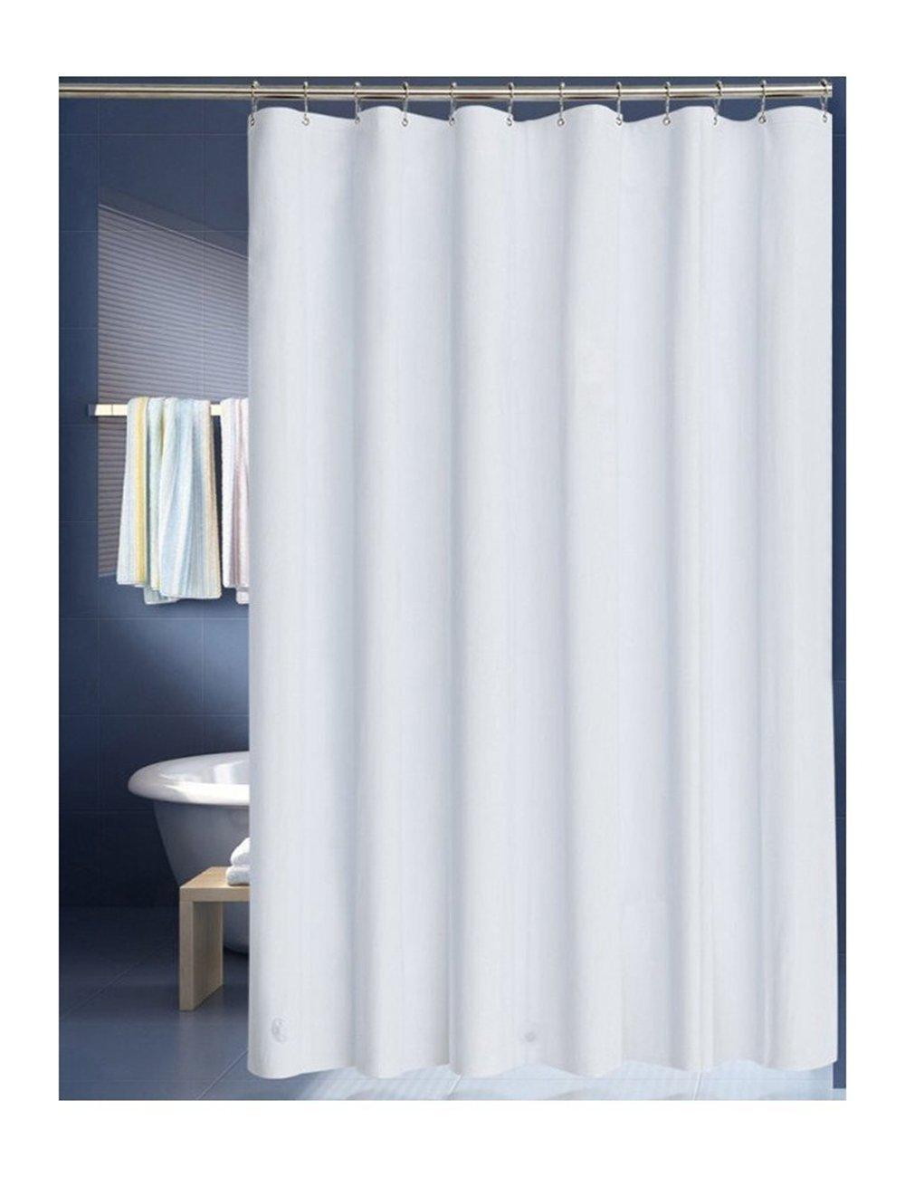 Bath Knbob Shower Curtain Hooks Flower Pattern Shower