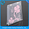 Custom waterproof drawstring pvc packing bag for makeup