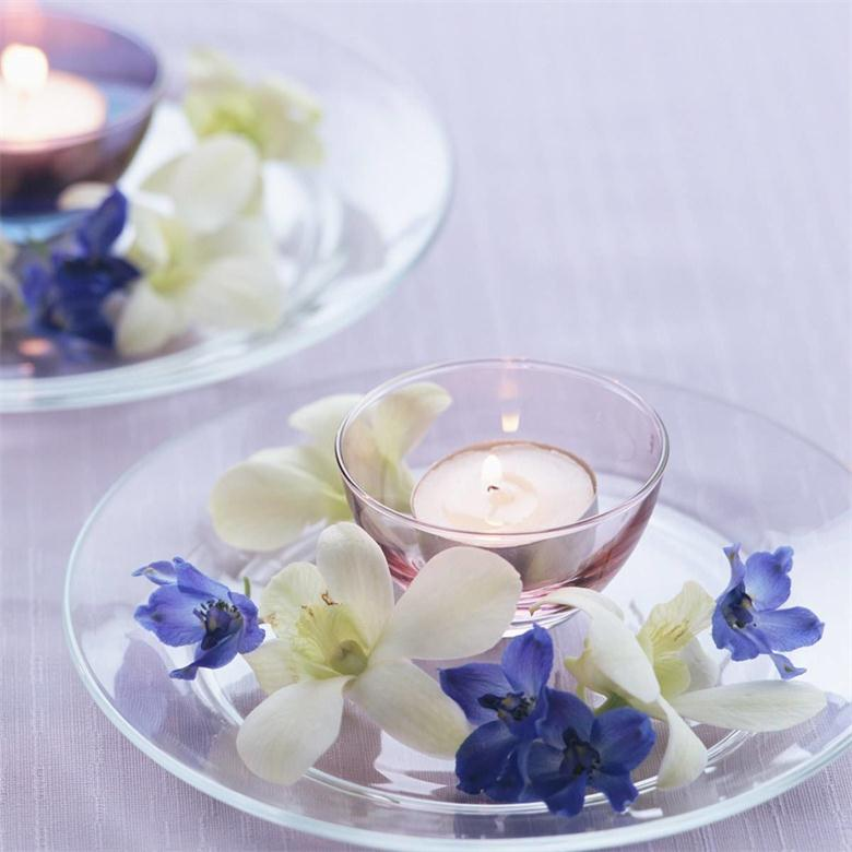 Home Fragrances Aromatic Lamps 4Hours Burning Time Tealight Candles