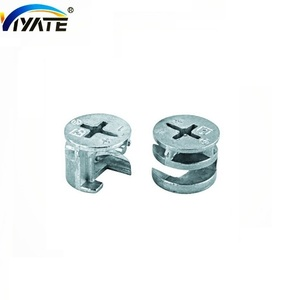 14.6*12 furniture screw lock minifixcam fitting eccentric cam