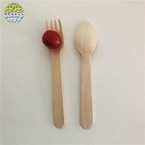 Utensils good quality steak fork knife with individual package