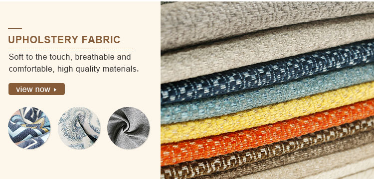 Factory price Latest design polyester cotton fabric color combinations jacquard fabric