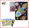 3D EVA Foam Cartoon Mosaics Art Stickers Painting Children Kids Game Multicolor Puzzle DIY Handmade Craft
