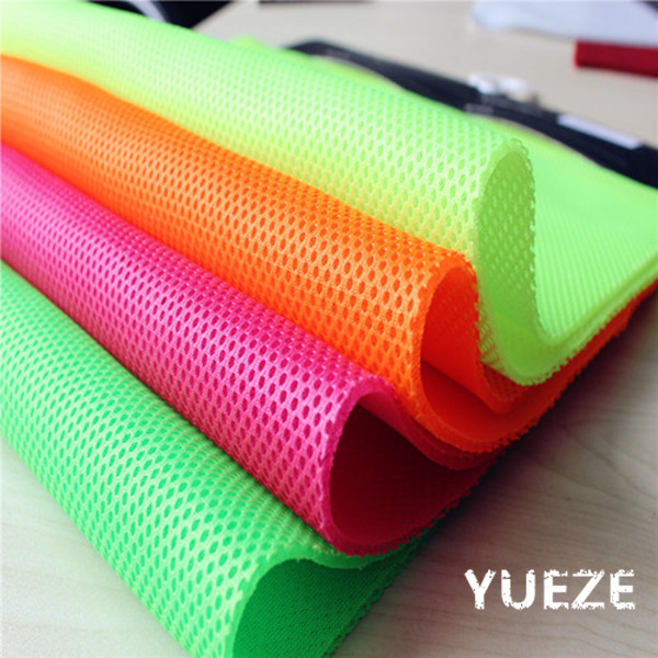 polyester thick mesh fabric for mattress air mesh fabric