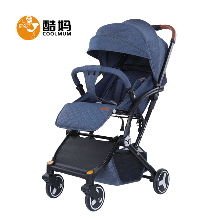 Customize Compact European Stroller Baby Stroller With Low ...