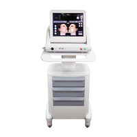 Best selling products Mini Ultrasonic Face Lifting 3D Hifu Focused Ultrasound Body Slimming beauty equipment