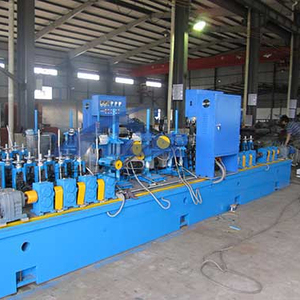 auto exhaust pipe making machine Manufacturer Stainless Steel Pipe Making Machine / SS tube mill