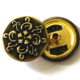 20mm 17mm metal 65brass anti brass color snap button/ snap fastener button