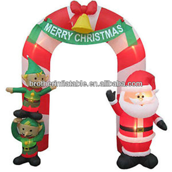 Christmas Decoration Arch, Christmas Decoration Arch Suppliers and ...