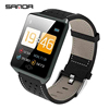 SANDA Smart Watch for IOS Android Men Bluetooth Sport Watches Women Health Bracelet Wristwatch Blood Pressure Heart Rate Monitor