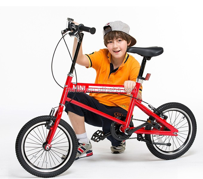 RASTAR MINI Licensed 16 inch child bicycle frame with CE on sale
