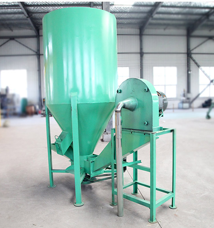 Poultry feed milling machine feed processing making machines mixer forage pellet fodder feed feedingstuff feedstuff for farm