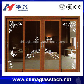 Shop Aluminium Front Glass Door Design Buy Aluminium Glass Door