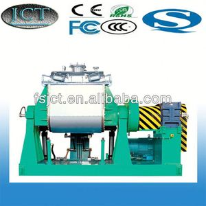 high quality and multi functional kneader making machine used for ep rubber conveyor belt NHZ-500L