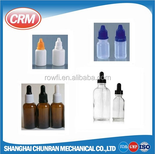 Automatic eliquid / e liquid filling machine for 30ml bottle