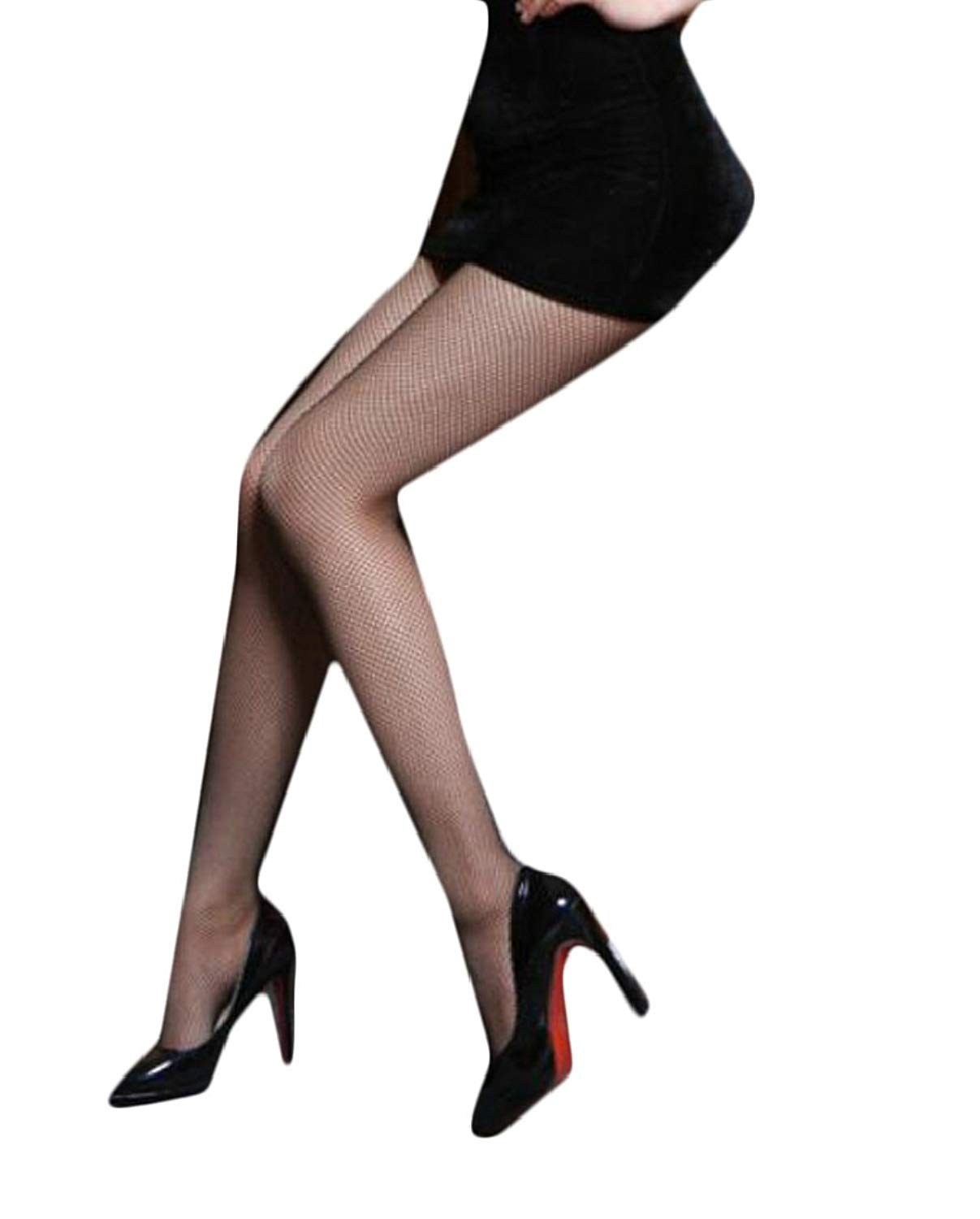 fbe7bb4e516 Get Quotations · Jmwss QD Womens Fishnet Stockings Pantyhose Sexy Mesh  Thights Hosiery