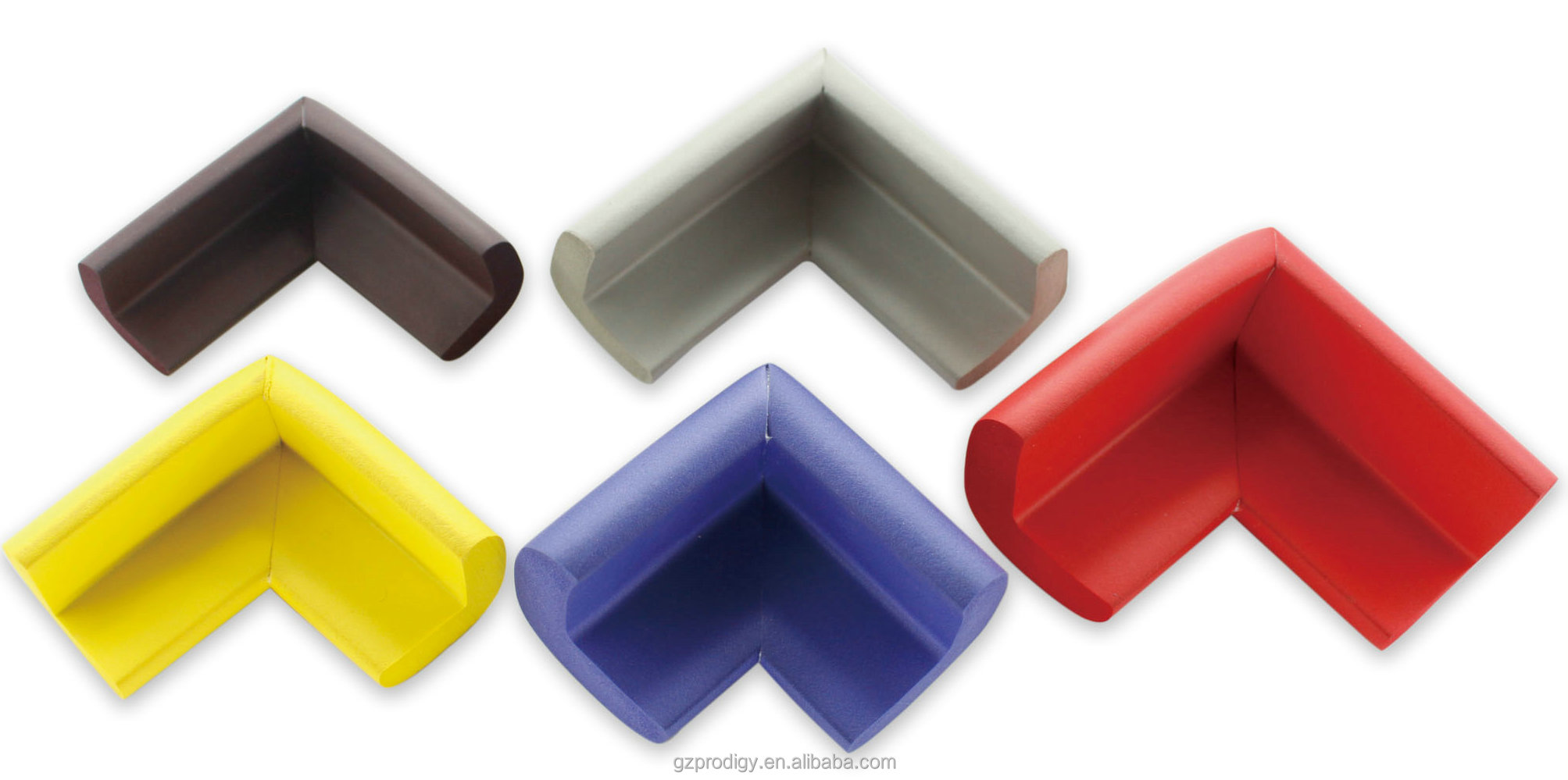 Plastic Sharp Corner Guard Rubber Table Edge Guard Buy