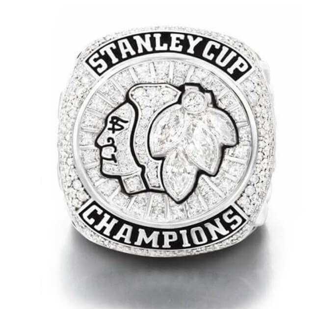 Daihe 2015 Chicago Blackhawks Stanley cup replica championship rings