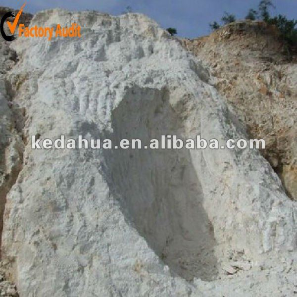 325 ตาข่าย Calcined Kaolin Clay