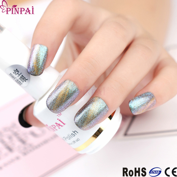 Coolforever Brand Nail Art Magnetic Nail Polish Cat Eye Gel Polish