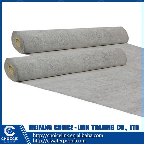 PP PET high polymer polyethylene compound waterproofing roll