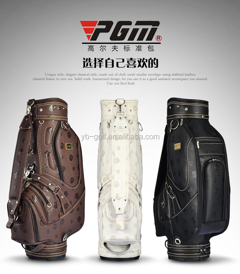 High quality golf club bag for customized