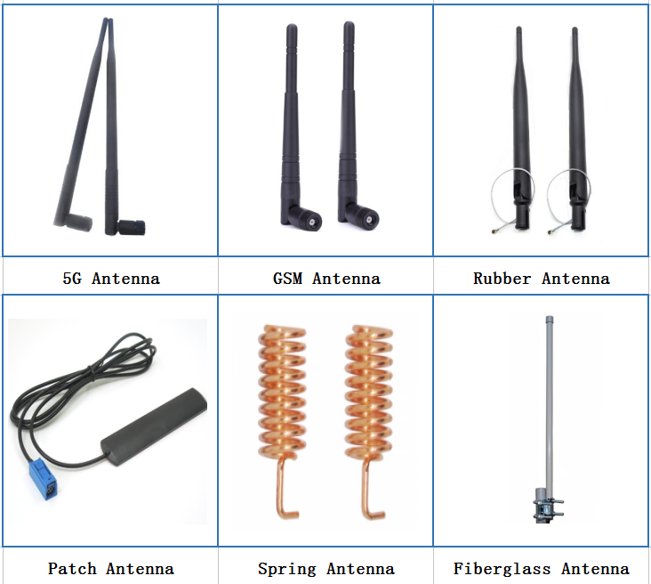 Antenna manufacturers 2.4G 5.8g Lte Gsm 5Dbi High Gain Antena for communication