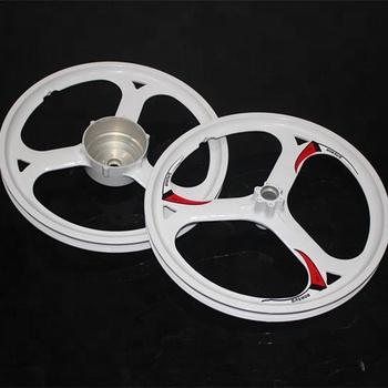 Factory sales directly 20 inch disc brake  bicycle mag wheels