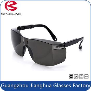 Kustom debu melindungi kacamata dengan CE ANSI sertifikasi harga murah x-ray  mata melindungi kacamata 6fad291e19