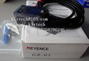 CZ-V1 KEYENCE Optical fiber sensor Colour Sensor