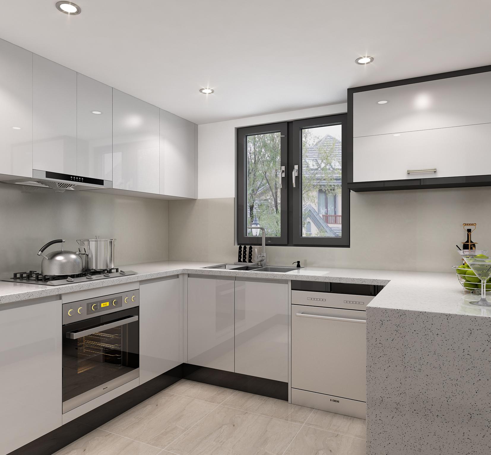 2018 Modern Kitchen Design With Fully Complete Kitchen Equipment Design Service Buy Kitchen Cabinet Classic Modern Kitchen Kitchen Disign Product On Alibaba Com