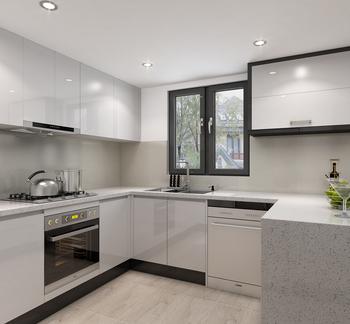 2018 Modern Kitchen Design With Fully Complete Kitchen Equipment Design Service Buy Kitchen Cabinet Classic Modern Kitchen Kitchen Disign Product On