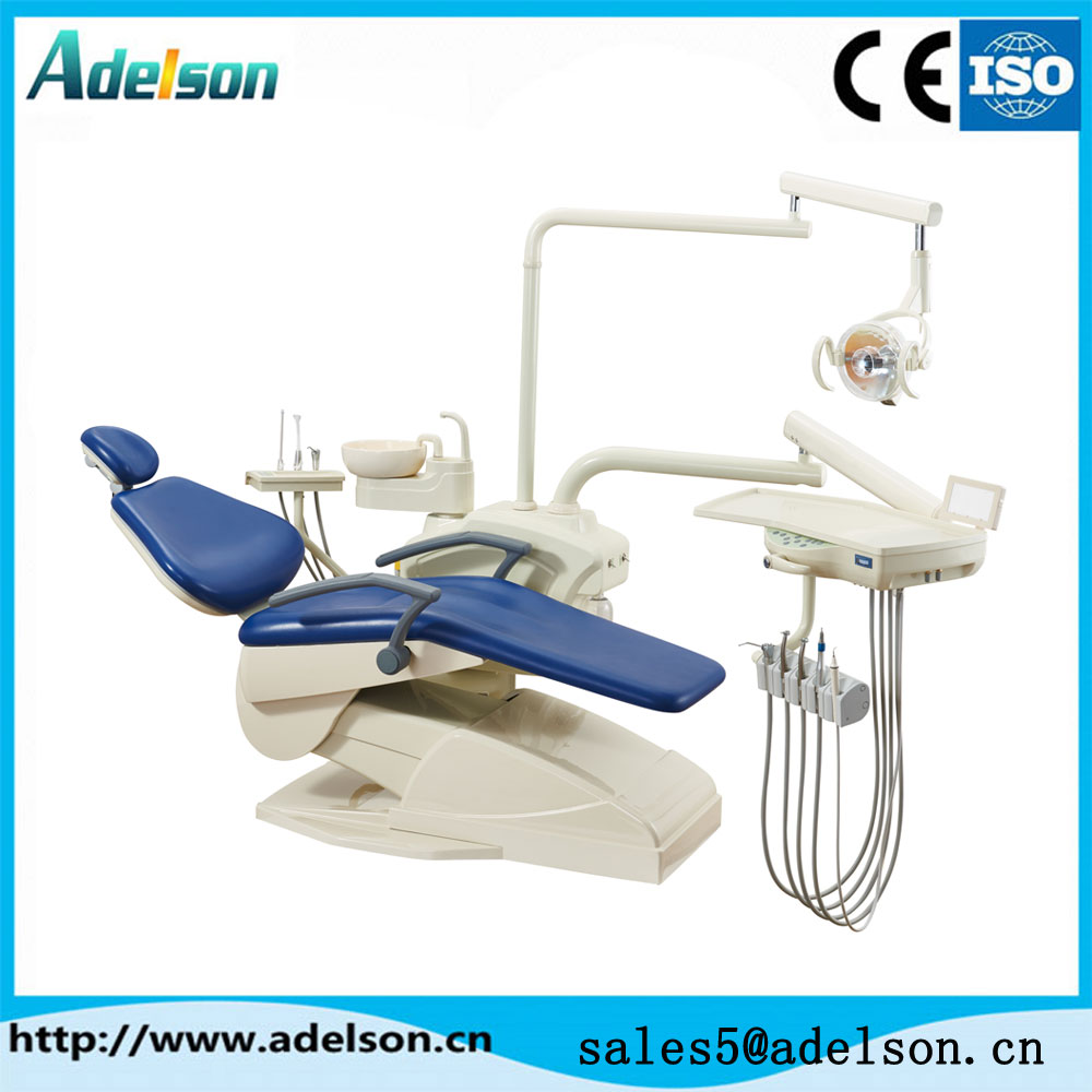 2015 New Design Electricity Dental Chairs UnitSillas Dentales