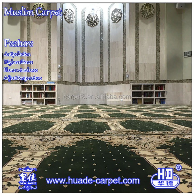 Chinese Wholesale Mosque Carpet Prayer Carpets and Rugs