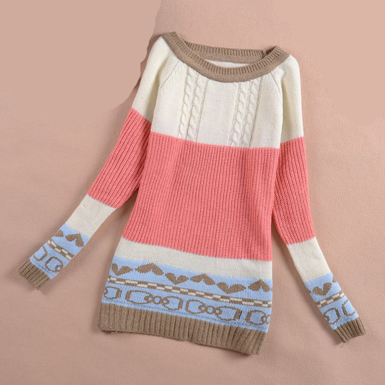 2024df2439 Cute Winter Sweaters For Girls