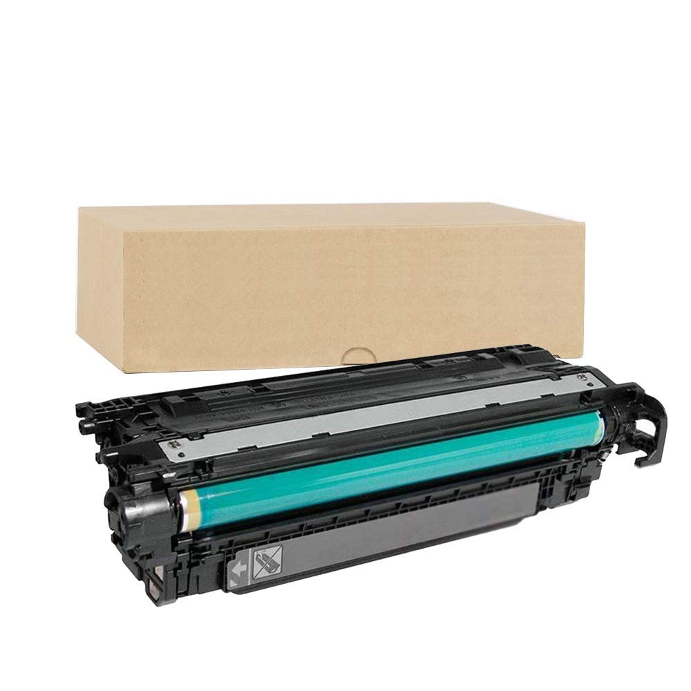 ADE Products Remanufactured Replacement Laser Toner Cartridge for HP 507A, HP CE400A (Black) for HP Laserjet Enterprise 500 Color M551dn, M551n, M551xh, MFP M575dn, MFP M575f, and MFP M575c