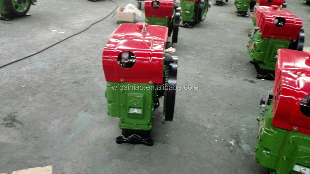 138TD electric start factory new products 24hp low price single cylinder engine