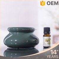 Wholesale free sample electric ceramic aroma fragrance oil burner