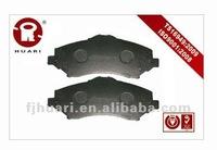 Auto ceramic brake pads for Jeep/ Volkswagen