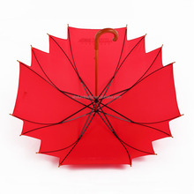 lotus shape umbrella with special style umbrella