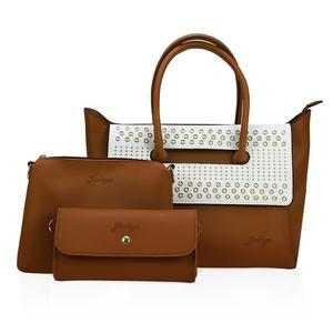 3529b7874a4c FR30 Rectangle bags with gold bead ladies wholesale hot sales 2018 handbags  set